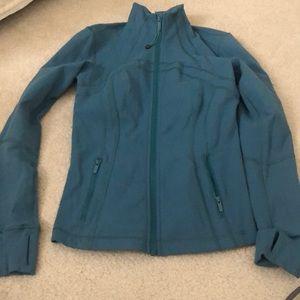 Lululemon Define jacket teal